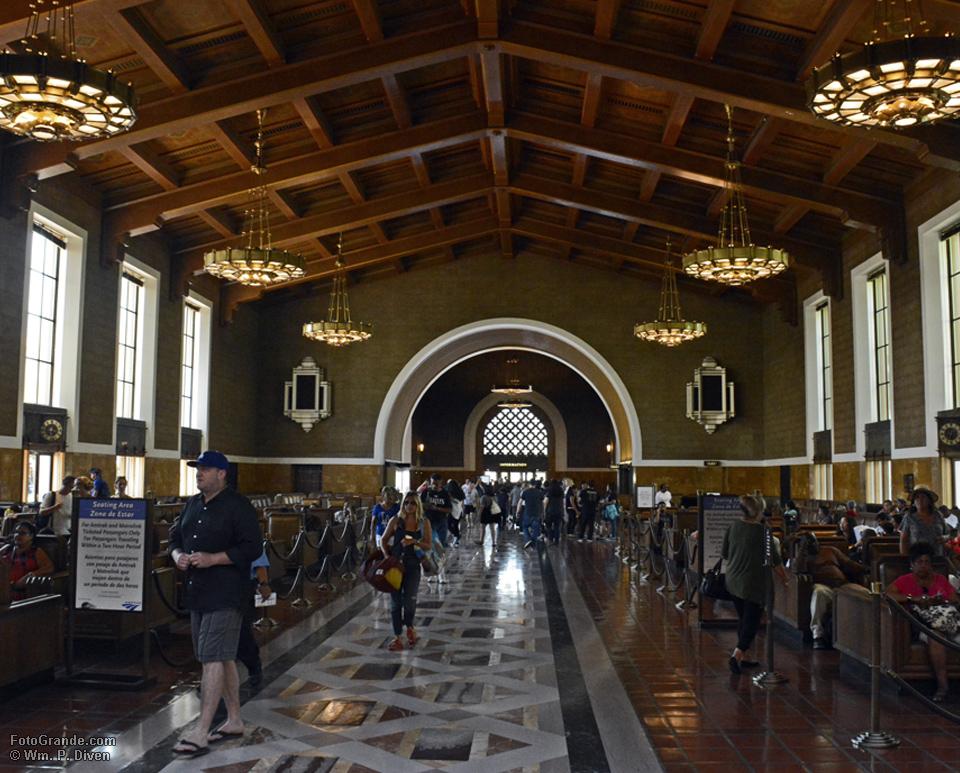 Union Station concourse