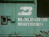 Burlington Northern waycar